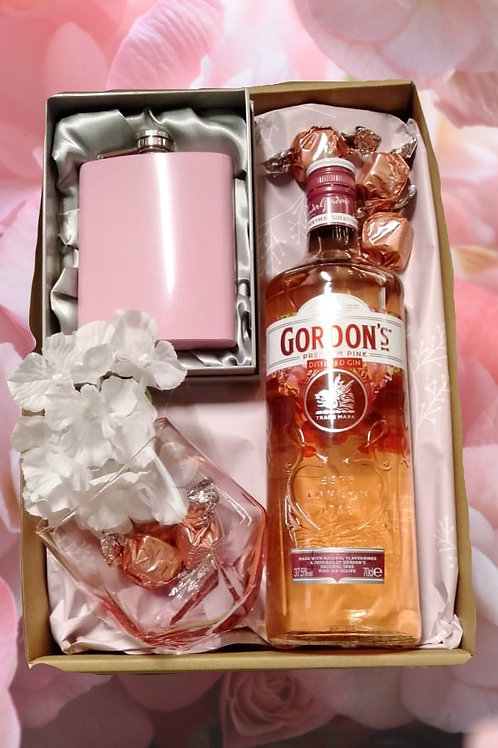 #22 Gordons Pink Gin Pack