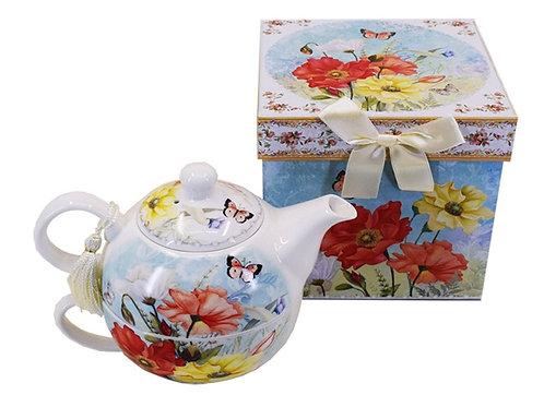 Poppy Tea for 1