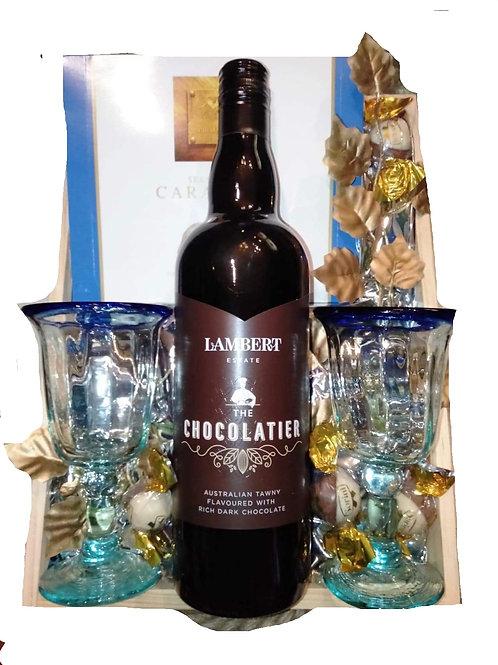 #45 Chocolatier Port