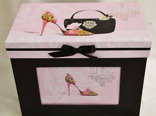 Photo High Heel Box (two available)