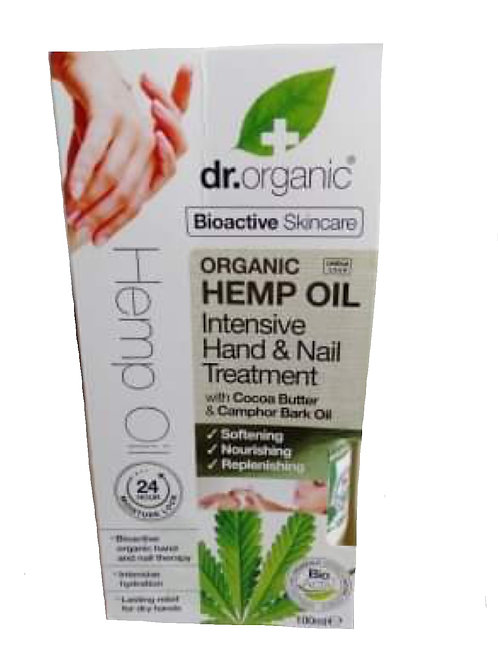Hemp hand & nail treatment