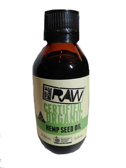 100ml Hemp seed oil