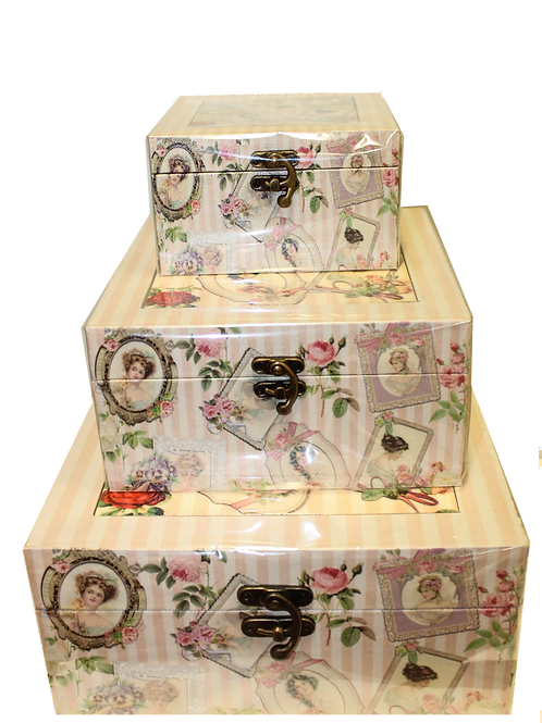 Keepsake Boxes (varied prices)