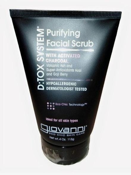 Giovanni Detox Facial Scrub