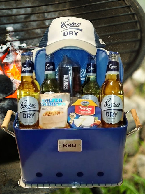 #37 Coopers Dry Portable BBQ Pack