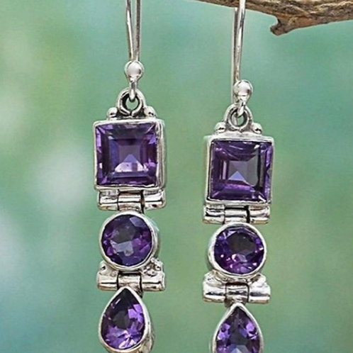 #7 Purple Mystic Birthstone