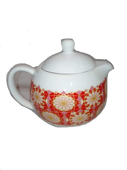 Mosaique teapot