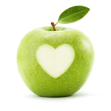 Green Apple with Heart.jpg