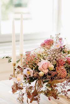 Table setting by Rafael Covre Fotografia, blush wedding decoration, Hochzeitsdekoration, Pastellfarben, Hochzeit, Tischdekoration, wedding table centerpiece, VenusWeddings
