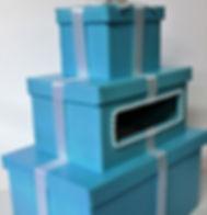 Tiffany Card Box