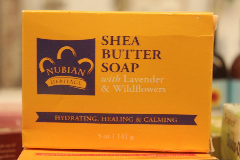 NH: Shea Butter Soap