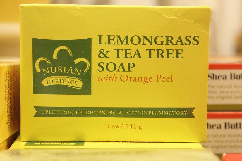 NH: Lemongrass & Tea Tree Soap