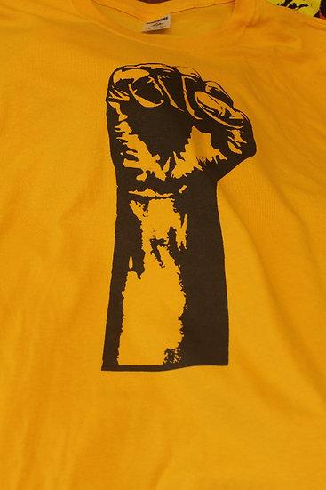 Black Fist - Yellow