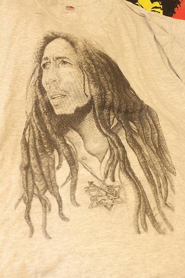 Bob Marley - Lion Of Judah Necklace - Tan