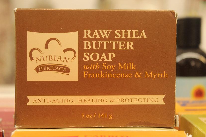 NH: Raw Shea Butter Soap