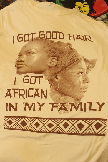Good Hair - Africa In Me