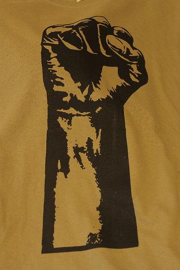 Black Fist - Tan