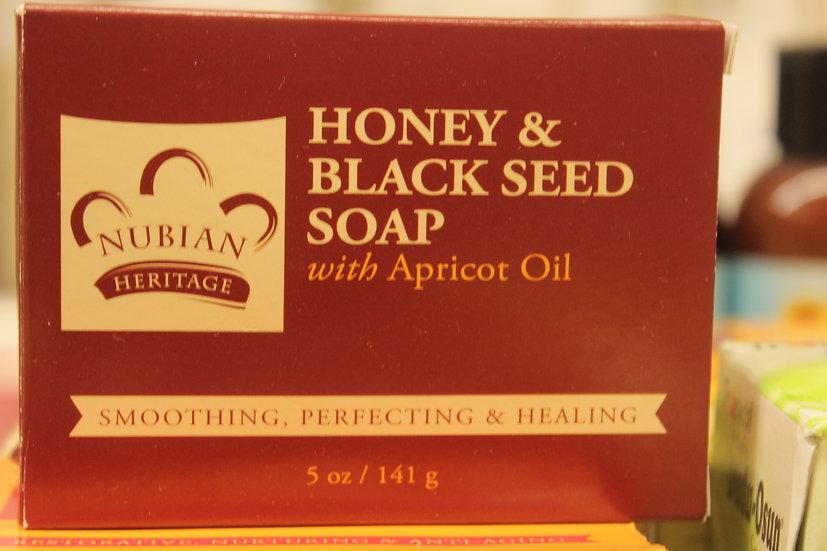 NH: Honey & Black Seed Soap