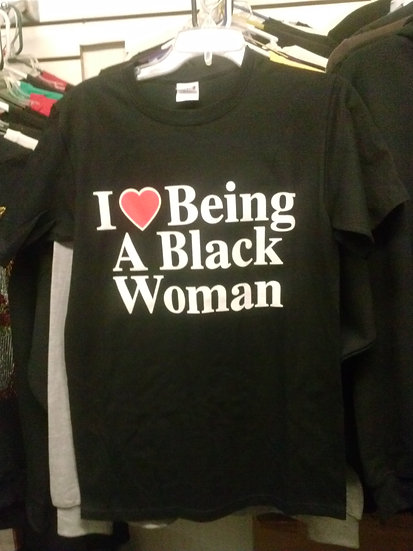 Love being a blk woman