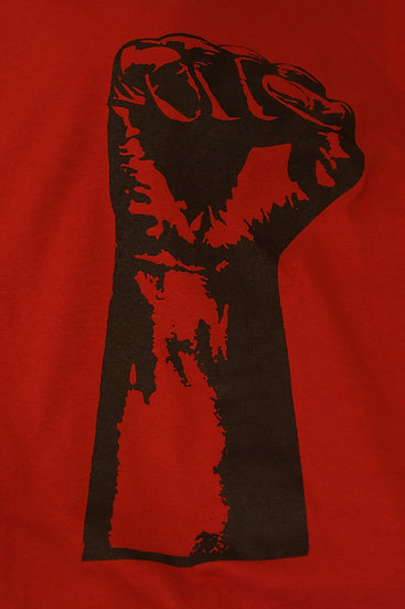 Black Fist - Red