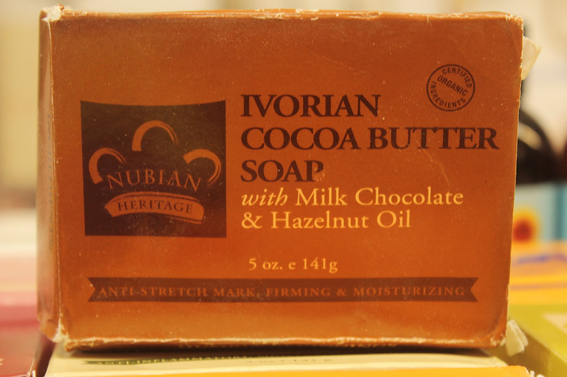 NH: Ivorian Cocoa Butter Soap