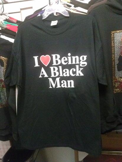 Love being a blk man