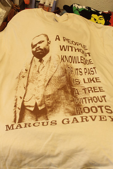Marcus Garvey - A People w/o Knowledge