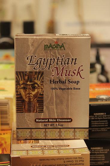 Madina: Egyptian Musk Herbal Soap