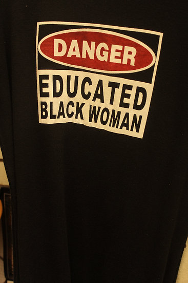 Educated Black Woman