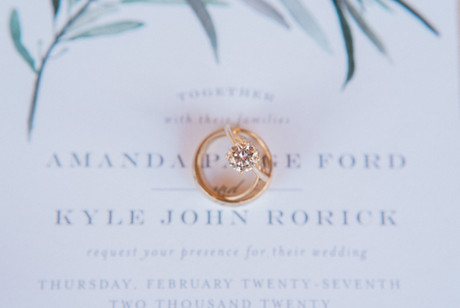 Rings & Invitations