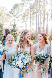 A Bride + Her Best