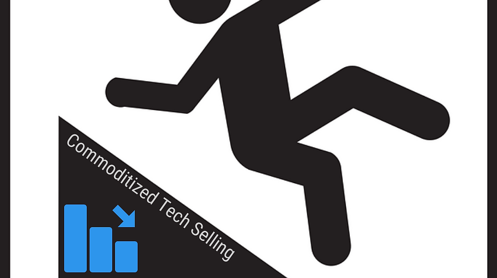 Commoditized Selling vs niche selling in technology