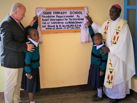 Roman Catholic Diocese of Njombe / Tansania