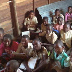 Harare Tariro Schule in Hopeley / Zimbabwe