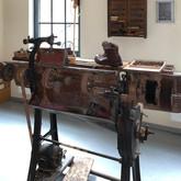 Polier- oder Schleifmaschine