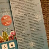 24 Geschäfte basteln 24 Adventskalender-Türchen