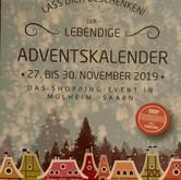 Der lebendige Adventskalender in Saarn