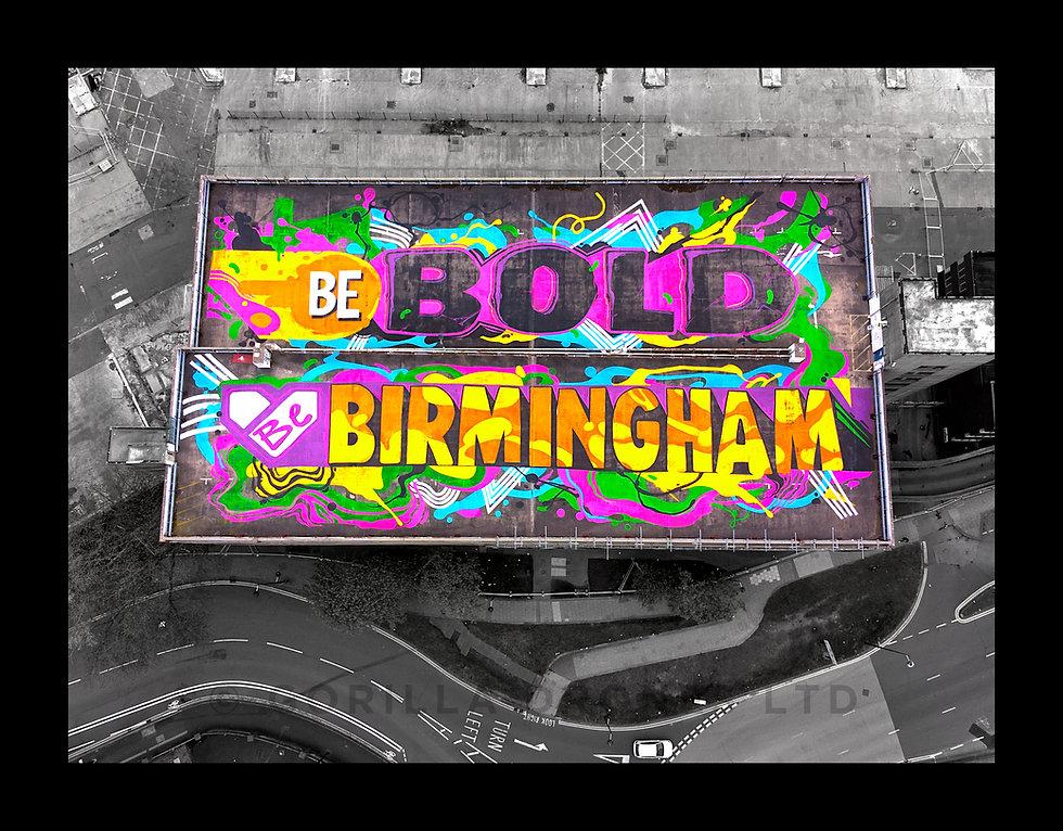 Aerial Photograph Birmingham