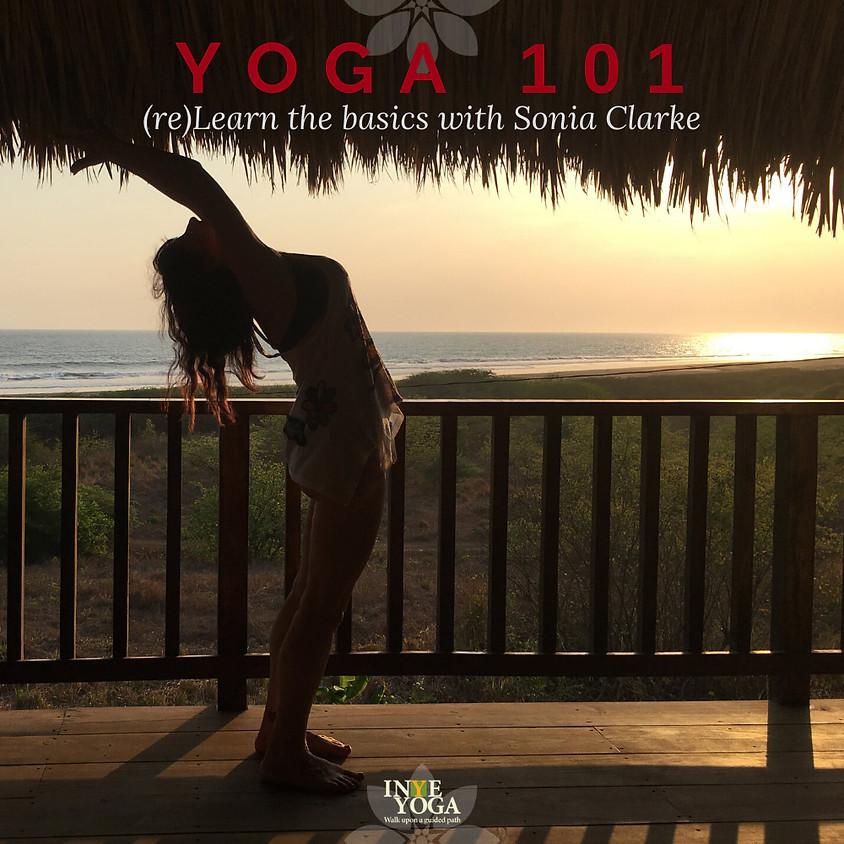 YOGA 101 (4 WEEKS SERIES: MAR 31ST - APR 21ST) (1)