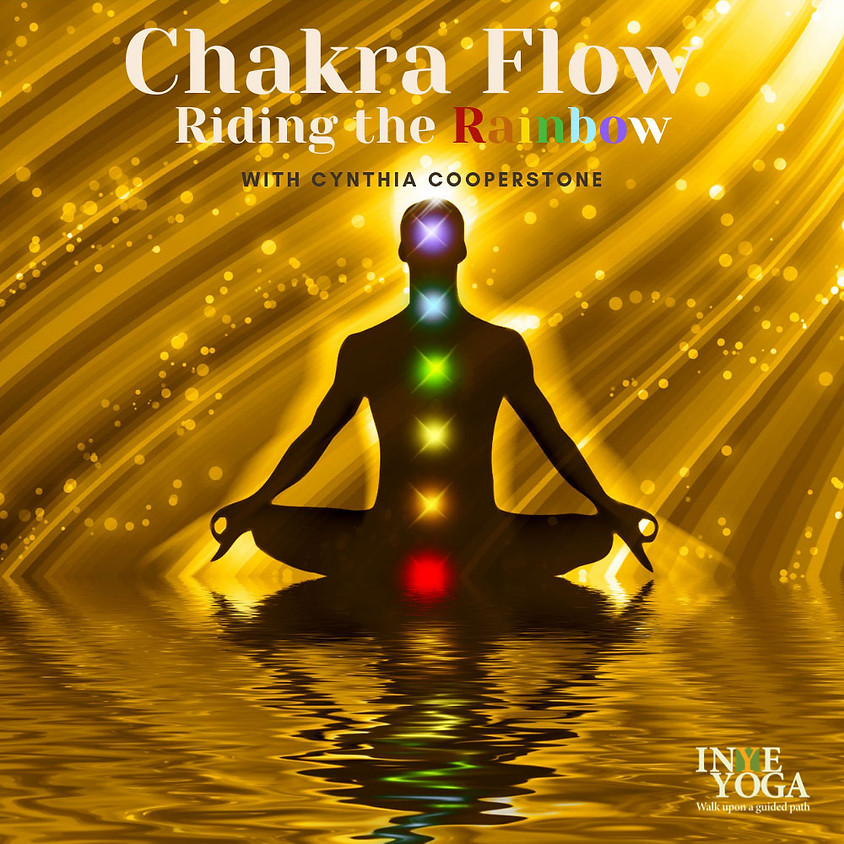 CHAKRA FLOW - RIDING THE RAINBOW