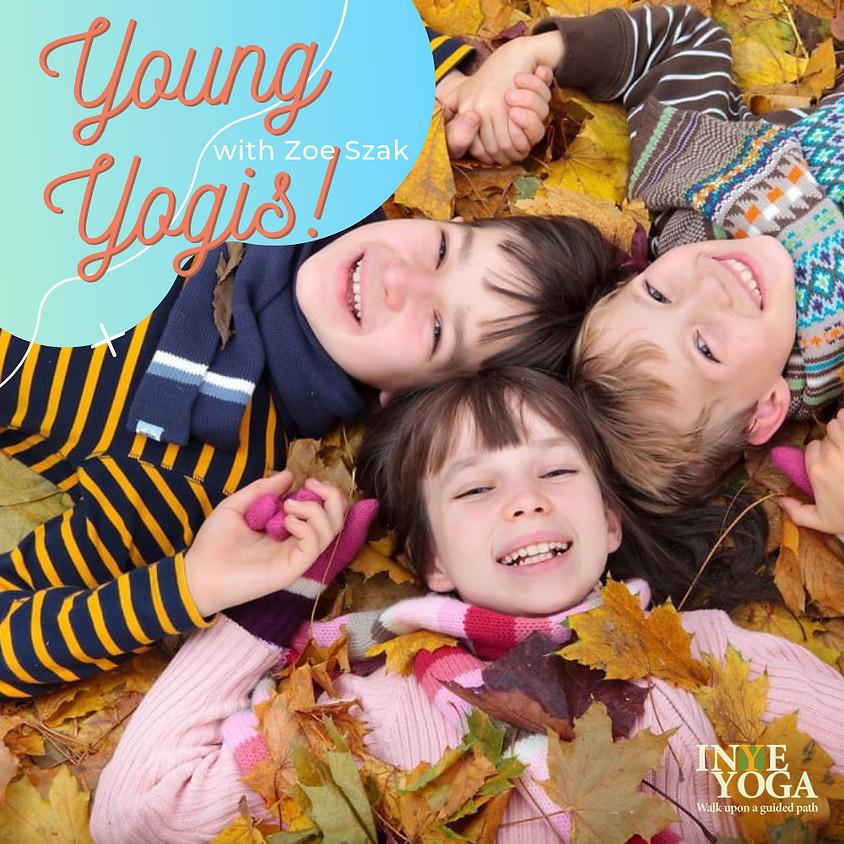 YOUNG YOGIS