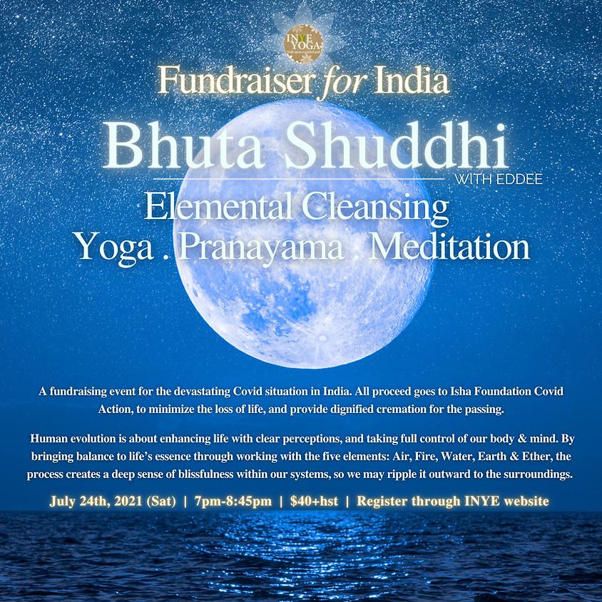 BHUTA SHUDDHI MEDITATION