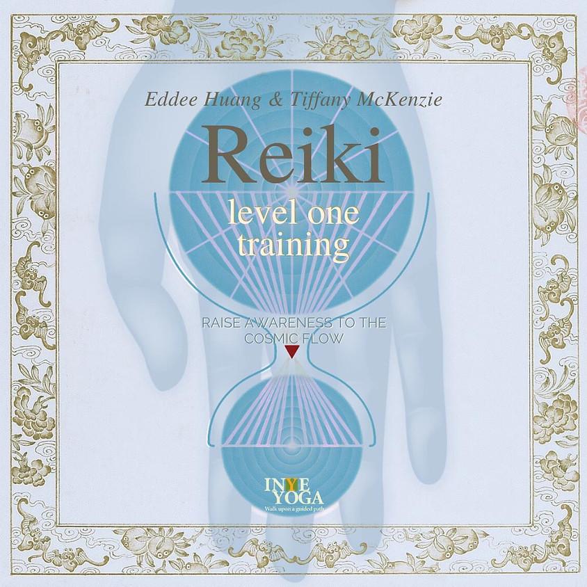 REIKI LEVEL ONE TRAINING