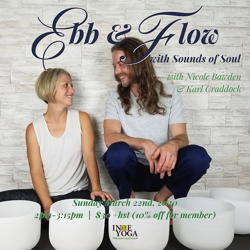 EBB & FLOW WITH SOUND OF SOUL