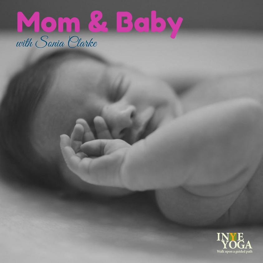 MOM & BABY YOGA (NOV - 6 WEEKS SERIES)