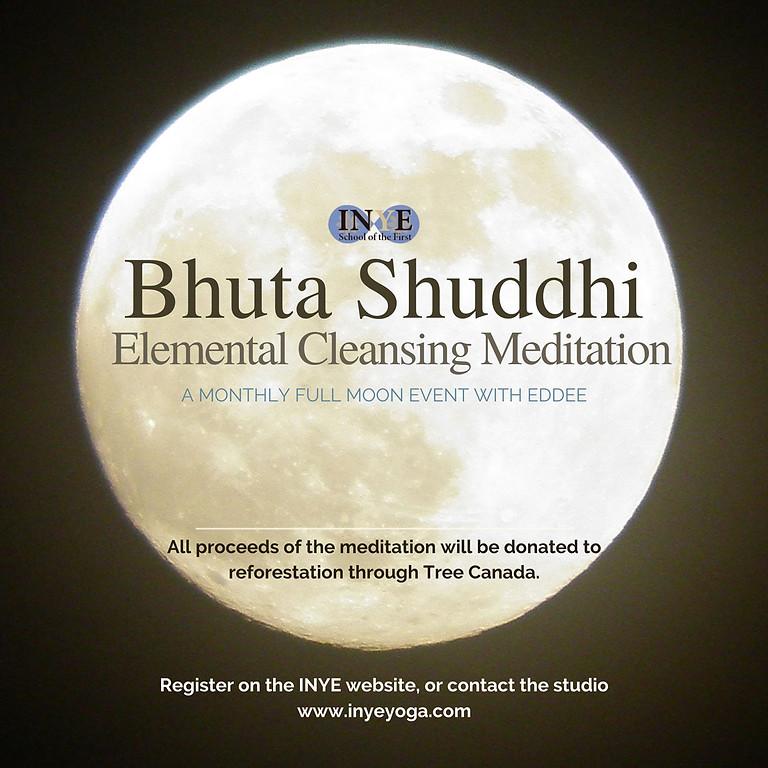 BHUTA SHUDDHI - ELEMENTAL CLEANSE MEDITATION