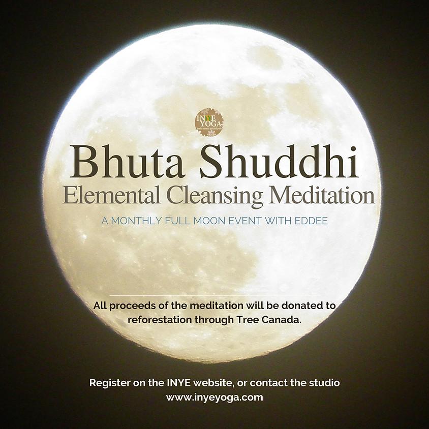 BHUTA SHUDDHI MEDITATION (VIRTUAL)