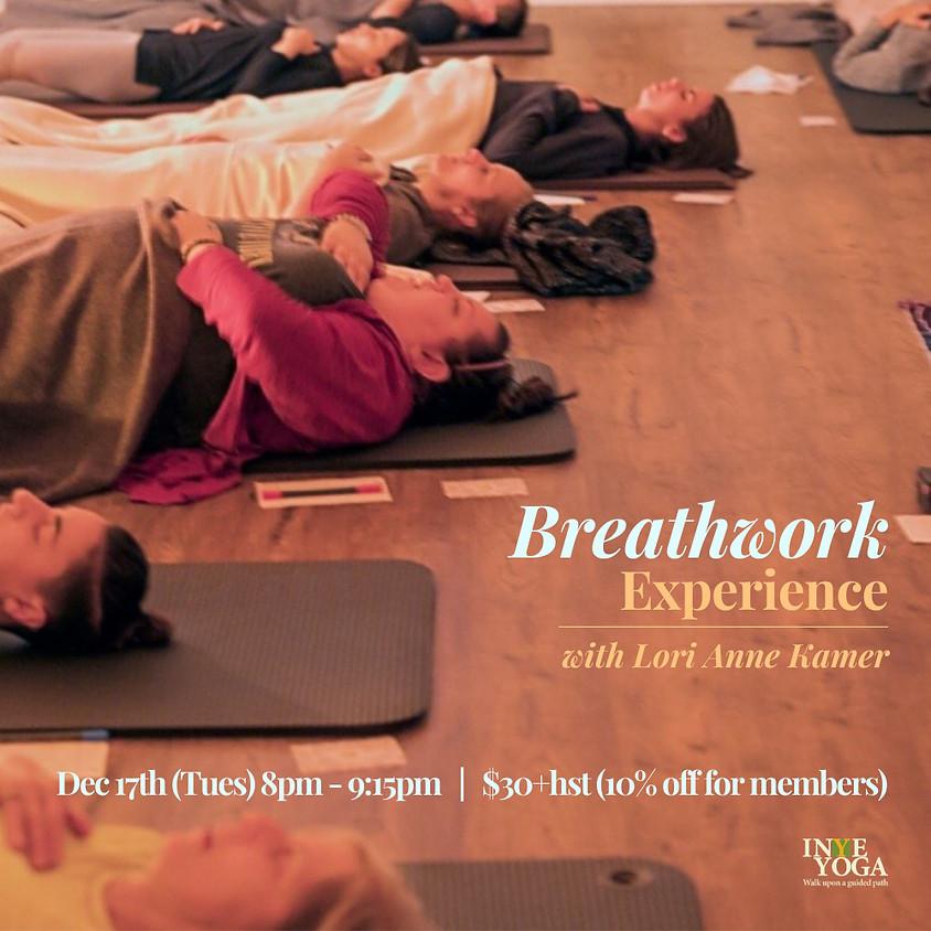 BREATHWORK EXPERIENCE