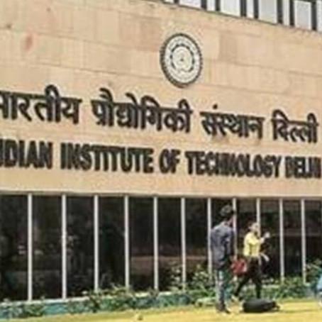 IIT Delhi Sets Up Centre Of Excellence