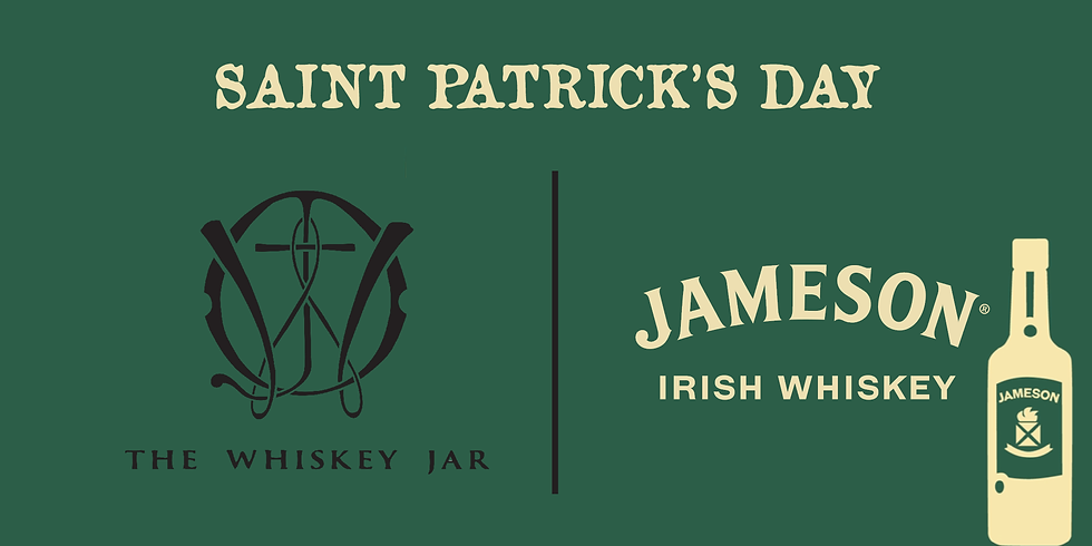 Jameson Irish Whiskey Presents St. Paddy's Day